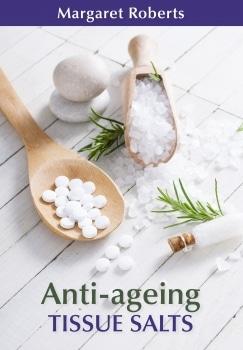 Margaret Roberts Book - Anti-Ageing Tissue Salts