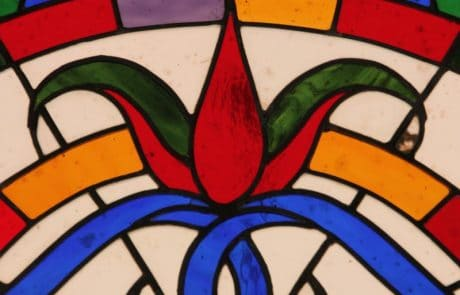Margaret Roberts Herbal Centre - Chapel Window