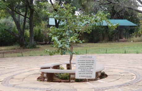 Margaret Roberts Herbal Centre - Labyrinth