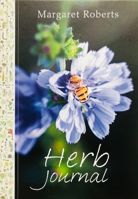 Margaret Roberts Book - Herb Journal
