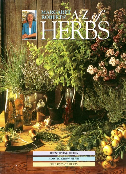 Margaret Roberts Book - A-Z of Herbs