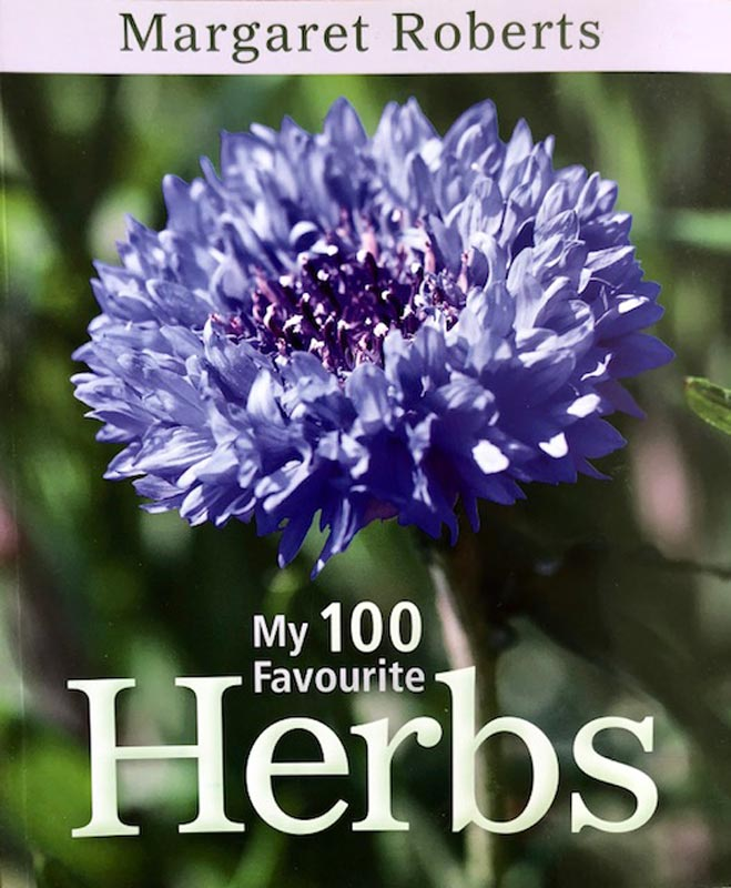 Margaret Roberts Book - My 100 Favourite Herbs