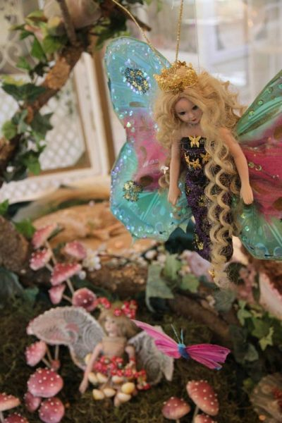 Margaret Roberts Herbal Centre - Fairy Gallery