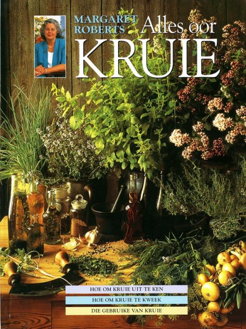 Margaret Roberts Herbal Centre - Alles oor kruie book