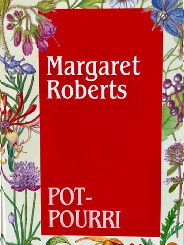 Margaret Roberts Pot-pourri Book