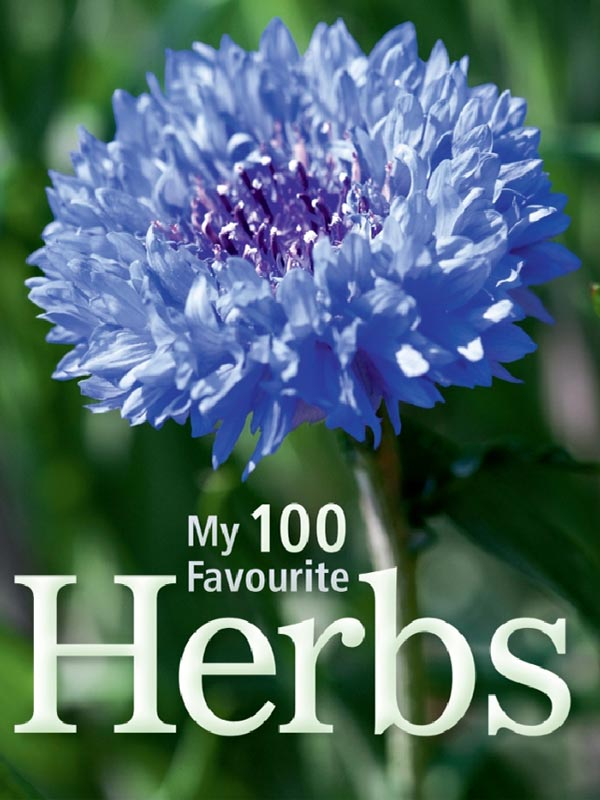 Margaret Roberts My 100 Favourite Herbs Book
