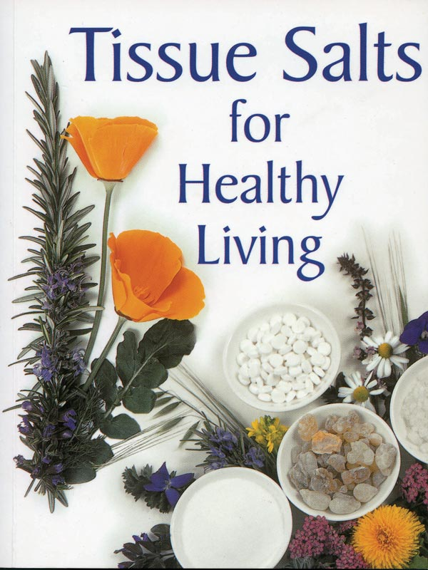 Margaret Roberts Tissue Salts for Healthy Living Book