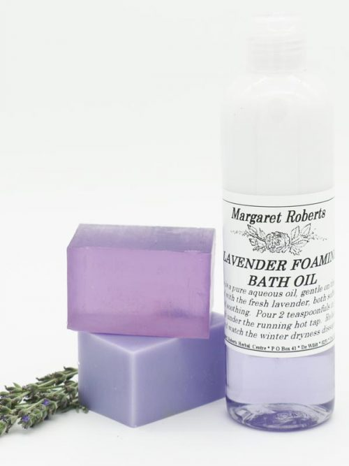 Lavender Foaming Bath Oil