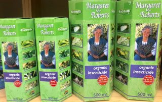 Margaret Roberts Herbal Centre - Ball Straathoffs Organic Insecticide