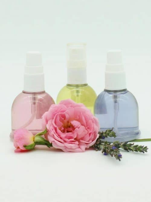 Margaret Roberts Herbal Centre - Car Freshner 3 Pack Rose Lemon Grass and Lavender